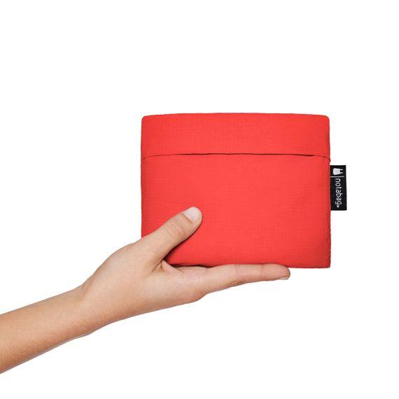 notabag Original 2in1 Tasche und Rucksack - Red - Bild 5