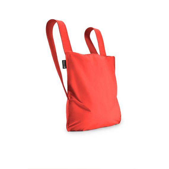 notabag Original 2in1 Tasche und Rucksack - Red - Bild 1