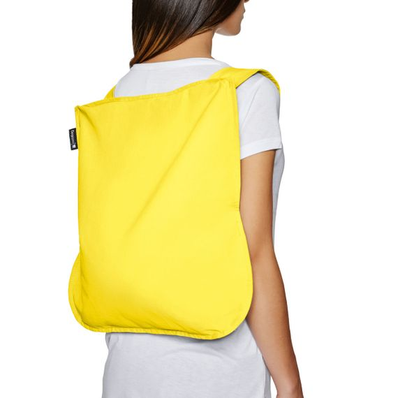 notabag Original 2in1 Tasche und Rucksack - Yellow - Bild 5