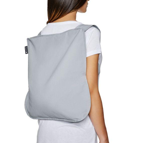 notabag Original 2in1 Tasche und Rucksack - Grey - Bild 3