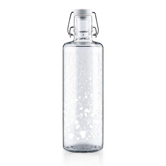 """soulbottle """"Icebreaker"""" 1 Liter - Trinkflasche aus Glas - Bild 2"""
