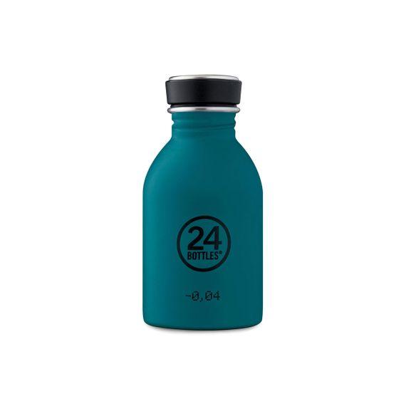 """Kleine Trinkflasche """"Urban Bottle"""" aus Edelstahl 250 ML - Bild 5"""