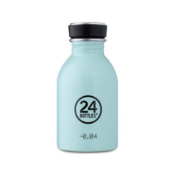 """Kleine Trinkflasche """"Urban Bottle"""" aus Edelstahl 250 ML - Bild 2"""