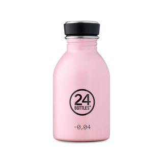 """Kleine Trinkflasche """"Urban Bottle"""" aus Edelstahl 250 ML"""