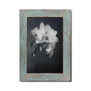 Unikat Vinatge-Bilderrahmen aus recyceltem Holz -25 x 38 cm