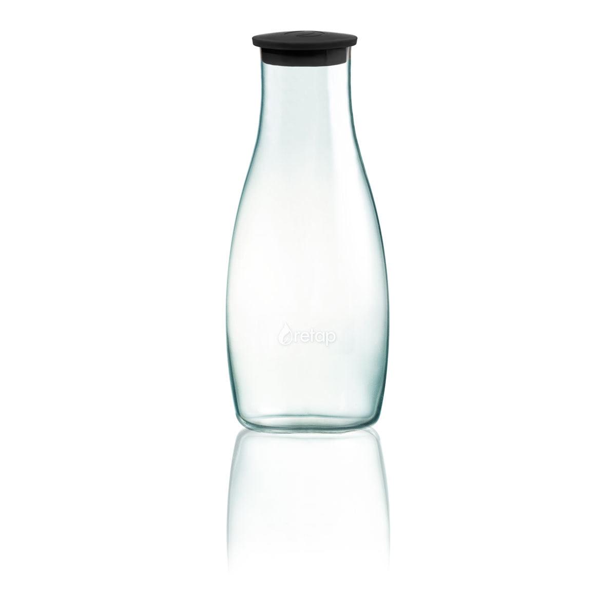Karaffe aus Borosilikatglas – 1,2 Liter von retap