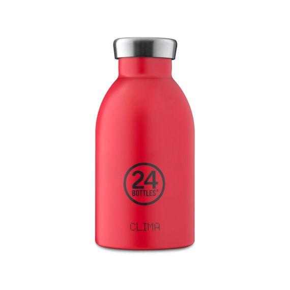 """Isolierte Trinkflasche """"Clima Bottle"""" aus Edelstahl 330 ML - Bild 6"""
