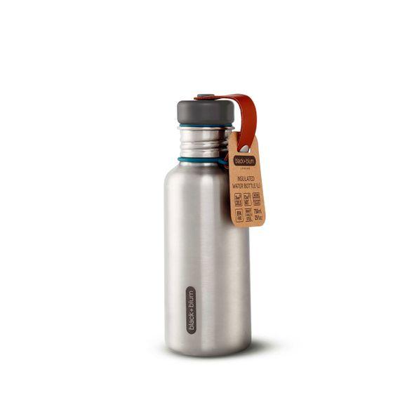 Trinkflasche aus Edelstahl 0,5 Liter - Bild 2