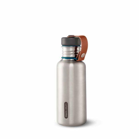 Trinkflasche aus Edelstahl 0,5 Liter - Bild 1