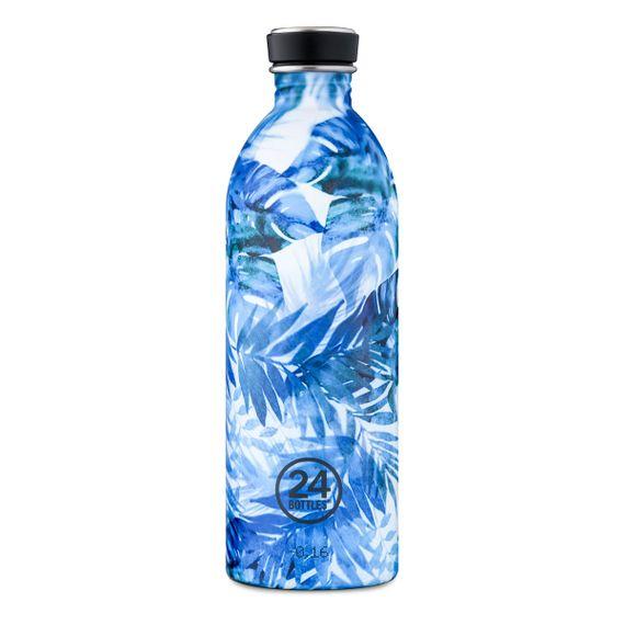 """Trinkflasche """"Urban Bottle Print"""" aus Edelstahl 1 Liter - Bild 2"""