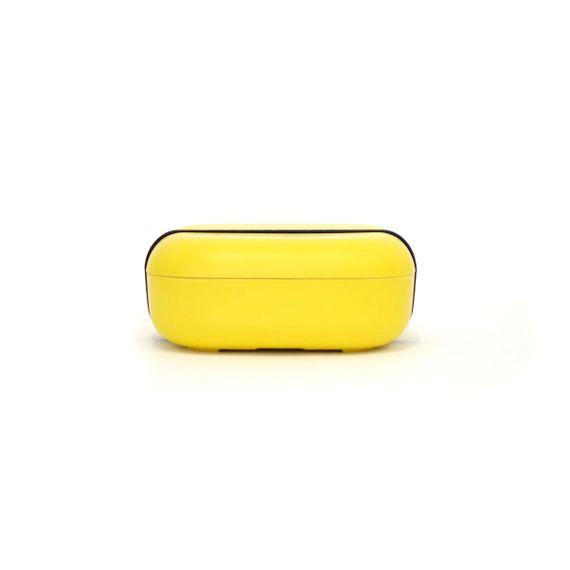 """Quadratische Lunchbox """"Square Bento Lunch Box"""" mit Silikonband aus Bambusfasern - Bild 10"""