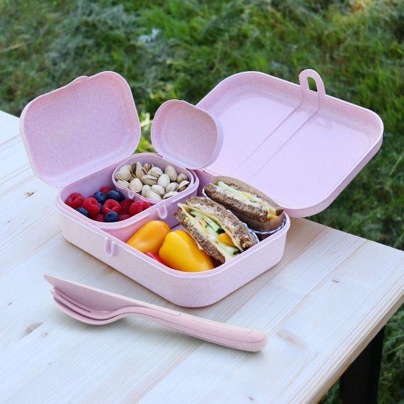 Lunchbox-Set PASCAL READY Organic - Lunchbox-Set + Besteck-Set - Bild 9