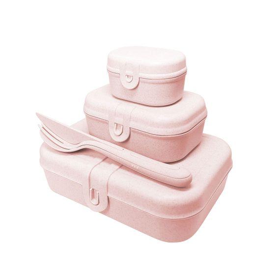 Lunchbox-Set PASCAL READY Organic - Lunchbox-Set + Besteck-Set - Bild 2