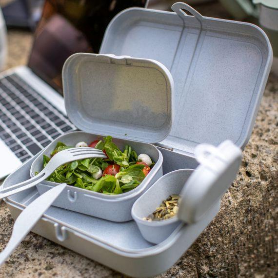 Lunchbox-Set PASCAL READY Organic - Lunchbox-Set + Besteck-Set - Bild 5