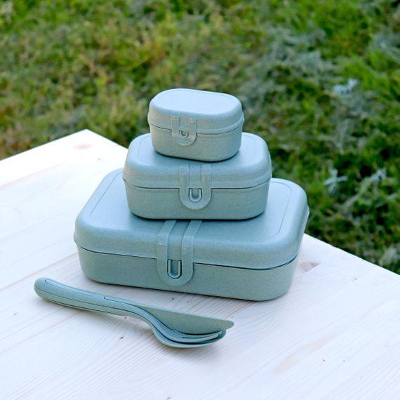 Lunchbox-Set PASCAL READY Organic - Lunchbox-Set + Besteck-Set - Bild 7