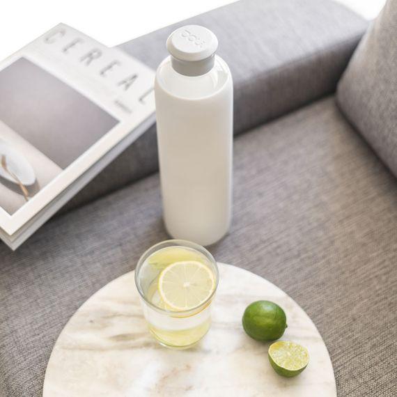 Trinkflasche aus Glas 1 Liter - Bild 16