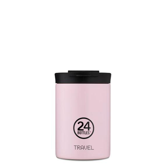 "Isolierter Coffee to go Becher ""Travel Tumbler"" aus Edelstahl 350 ML - Bild 2"