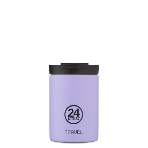 "Isolierter Coffee to go Becher ""Travel Tumbler"" aus Edelstahl 350 ML - Bild 4"