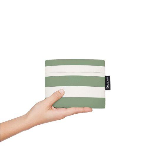 notabag Original 2in1 Tasche und Rucksack - Olive Stripes - Bild 5