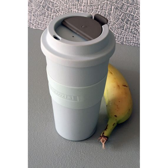"Coffee to-go Becher ""Time-Out Mug"" Large - aus aus Bioplastik - Bild 13"