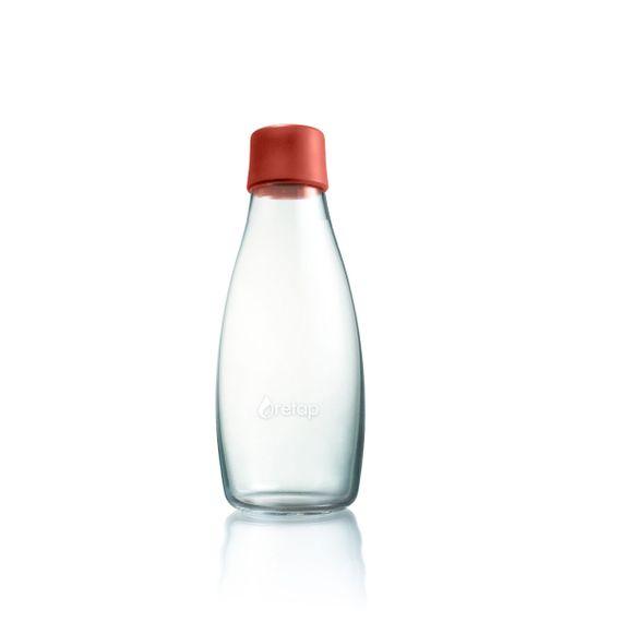 Wiederverwendbare Wasserflasche mit Verschluss - 0,5 Liter - Bild 18