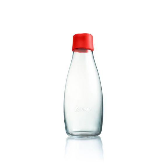 Wiederverwendbare Wasserflasche mit Verschluss - 0,5 Liter - Bild 4